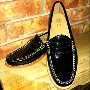NWT Perfect Patent Loafers
